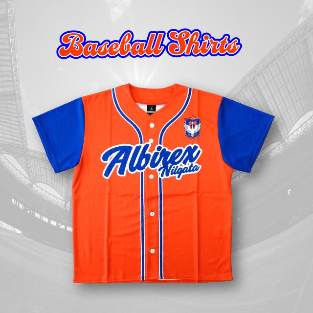 【新価格】ベースボールシャツ