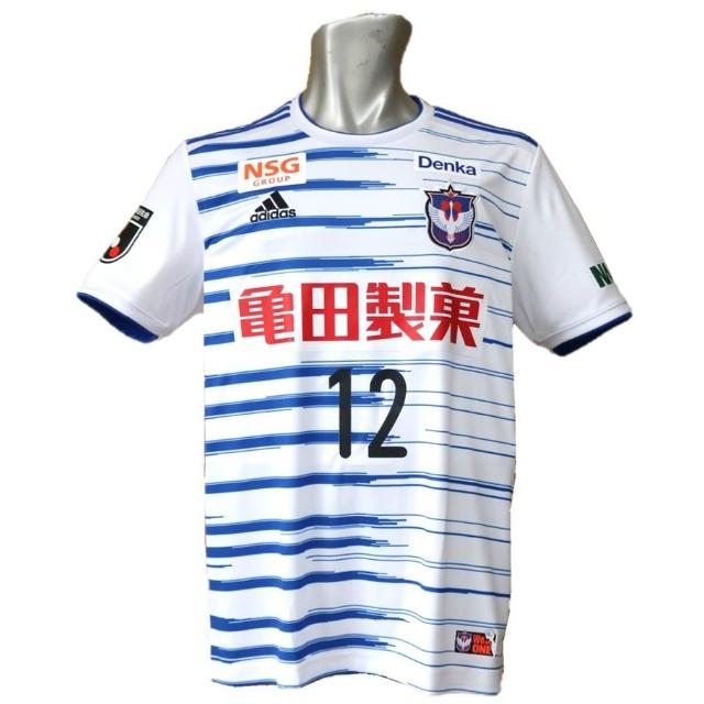2ndユニフォーム(白)