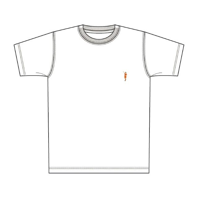 SHUKYU Magazineコラボ Tシャツ