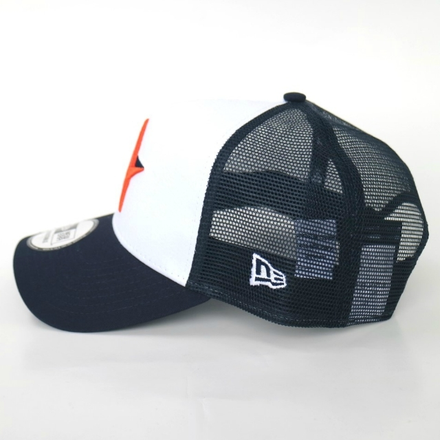 NEW ERA A FRAME ALBIREX WHITE/NAVY
