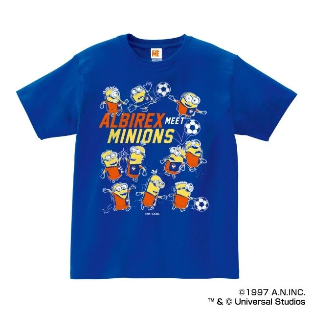 MINIONSコラボ KIDSTシャツ