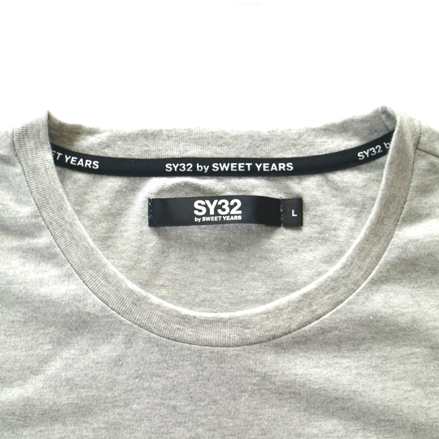 SY32コラボ LOGO T‐shirts