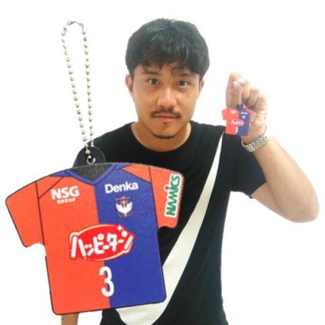 ボイスラバーキーホルダー(No.3 安田理大)