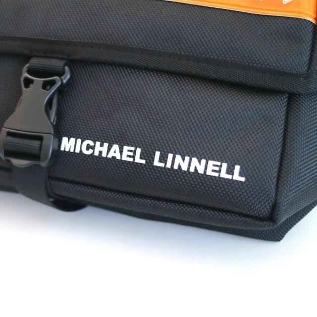 MICHAEL LINNELLコラボ ミニメッセンジャーバッグ