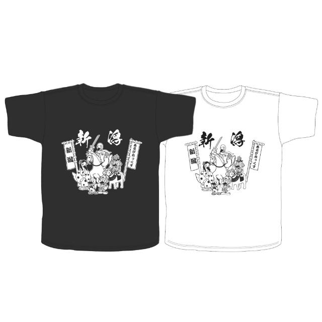 戦国Tシャツ