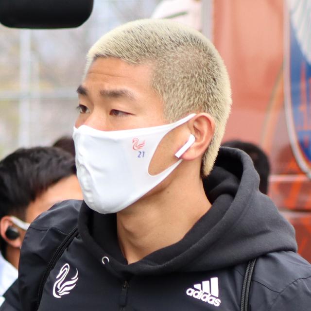 【選手着用モデル】ハイブリッドマスク
