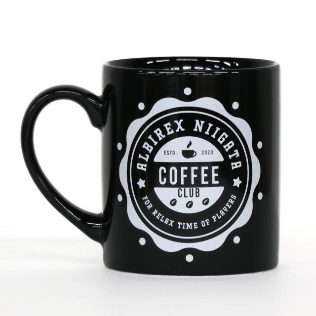 アルビレックス新潟コーヒー部マグカップ