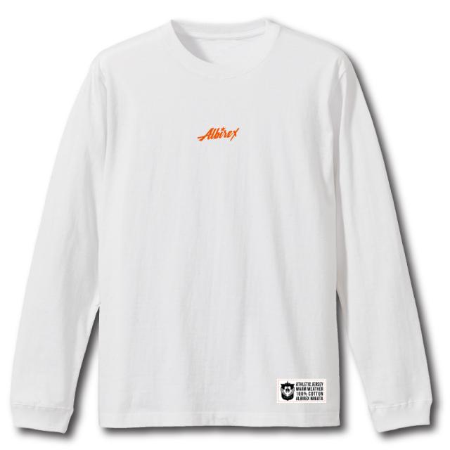 ニイガタサポーターロングスリーブTシャツ(ホワイト)