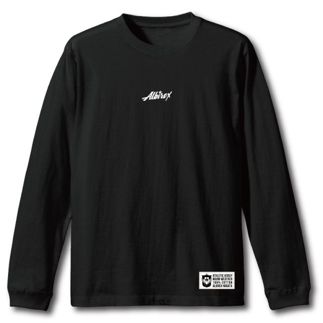 ニイガタサポーターロングスリーブTシャツ(ブラック)
