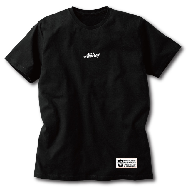 ニイガタサポーターTシャツ(ブラック)
