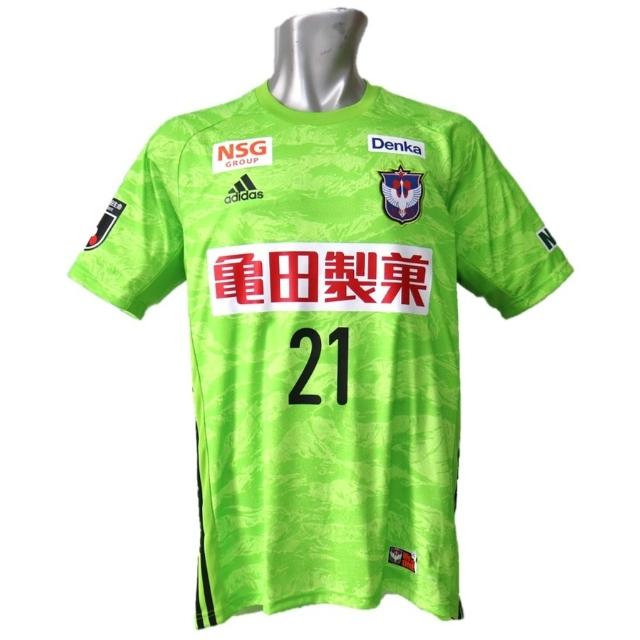GK1stユニフォーム(緑)