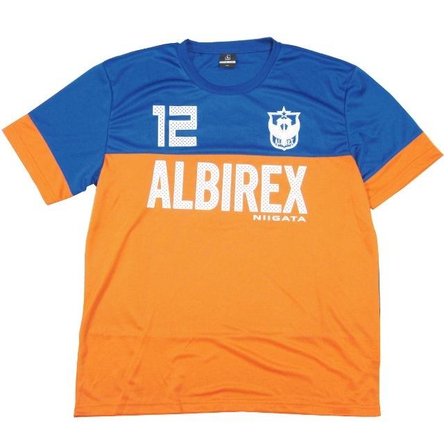 ナンバーTシャツ(表)