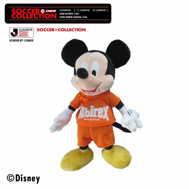 ぬいぐるみミッキーマウス