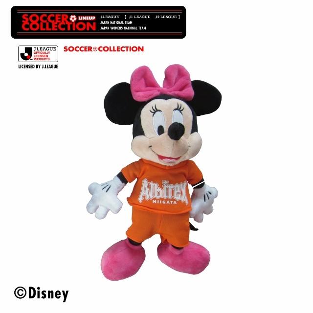 ぬいぐるみミニーマウス