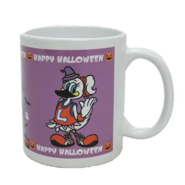 ハロウィンマグカップ(ルーちゃん)