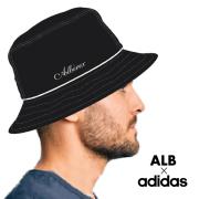 【ALB × adidas】バケットハット