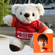 マスコットベア1st (No.2 新井直人モデル)