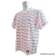 【セール】【キッズサイズ】きかんしゃトーマスコラボ ボーダー柄Tシャツ