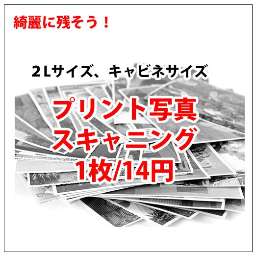 スキャニング14円