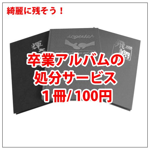 処分100円