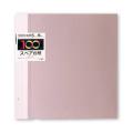 ナカバヤシアルバム専用追加台紙 100年台紙 ピンク(アH-LFR-5-P)|
