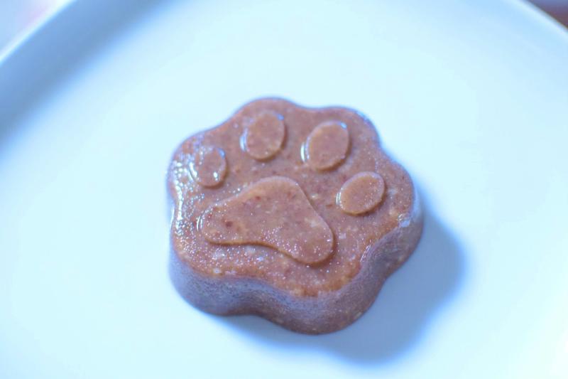 ほんのり甘い わん♪にゃん♪水羊羹【冷凍】