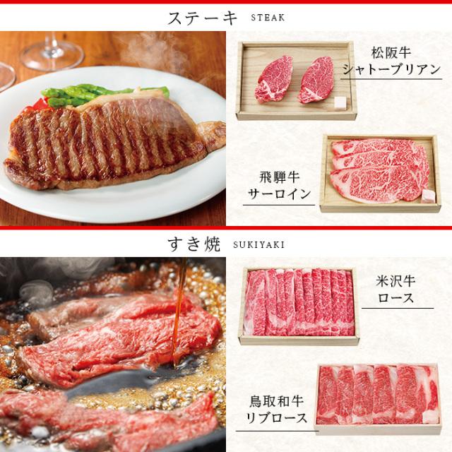 リンベルカタログギフト 選べる国産和牛 延壽(えんじゅ)