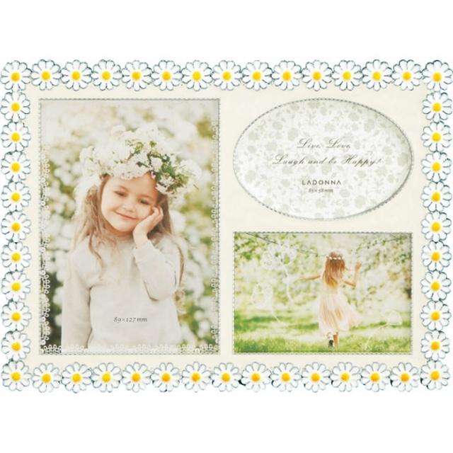 《のし・ラッピング無料》 ブライダル フォトフレーム カモミール ギフト プレゼント 贈り物 結婚 出産 内祝い お返し ご挨拶 お礼 法要 香典返し