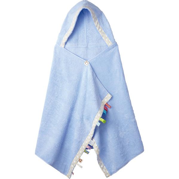 出産祝いギフト 今治製フード付きバスタオル