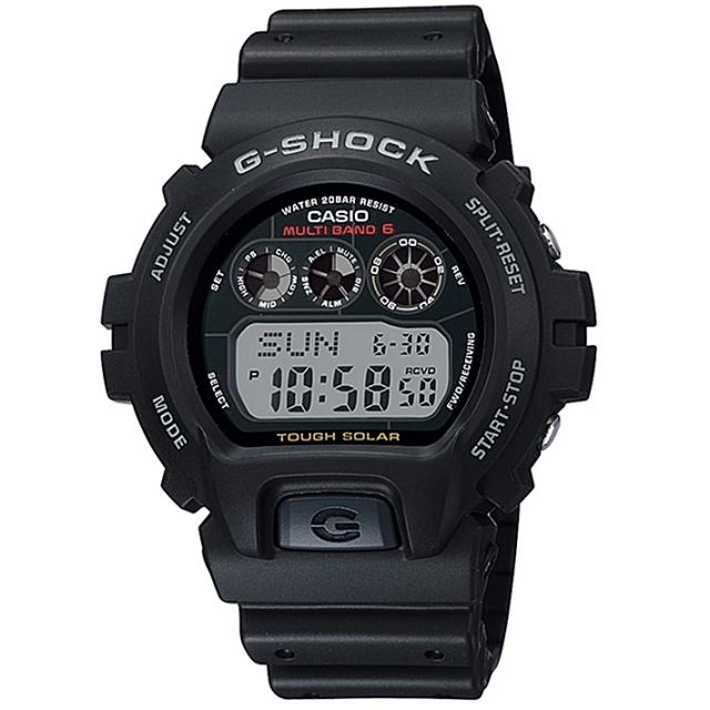 【父の日ギフト】 G-SHOOK 腕時計(GW-6900-1JF)