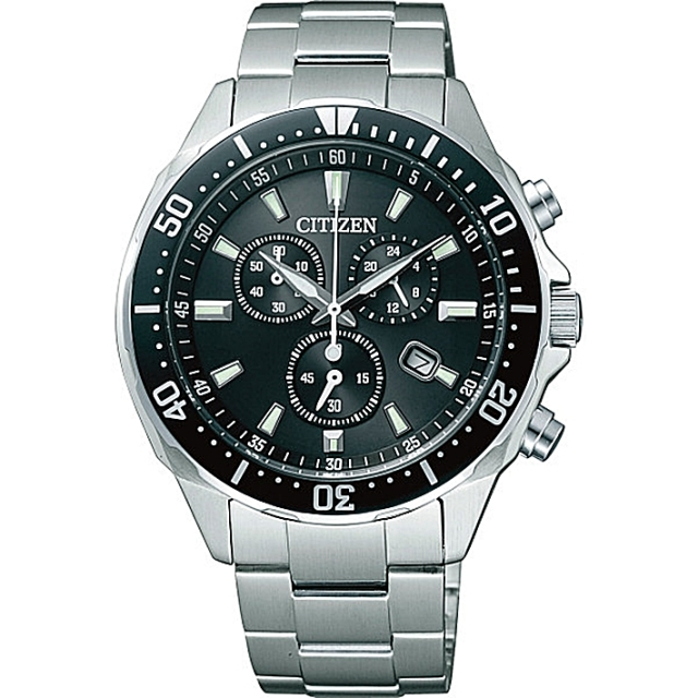 【父の日ギフト】 シチズン メンズ腕時計 《VO10-6771F》