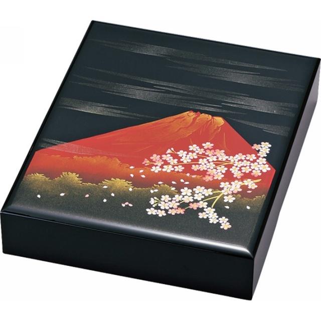 富士さくら 木製文庫
