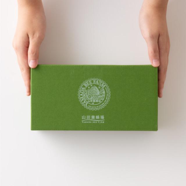 山田養蜂場 国産完熟はちみつ「蜜比べ」(3種)セット ギフト・贈り物・お中元・お歳暮 ご挨拶 ギフト 出産内祝い