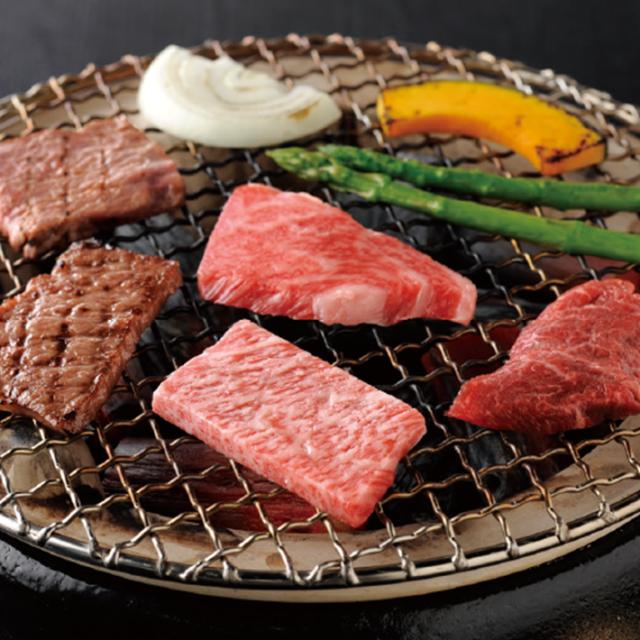【送料込み】 神戸牛焼き肉用モモ(450g)