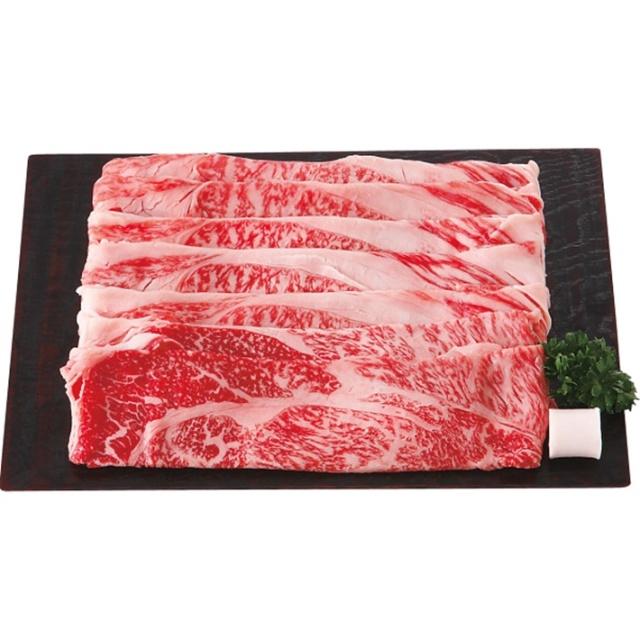 【送料込み】 神戸牛すき焼き用肩ロース(400g)