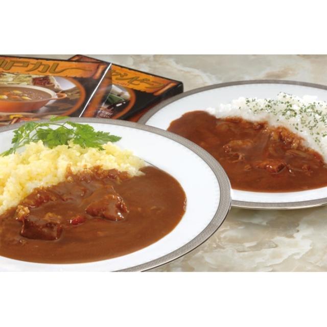 【送料込み】 神戸カレー・神戸ハヤシビーフセット(計6食)
