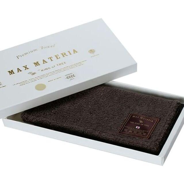 マックスマテリア 【MAX MATERIA】 BOX_Whiteシリーズ HIBRID タオル BOX ハンドタオル