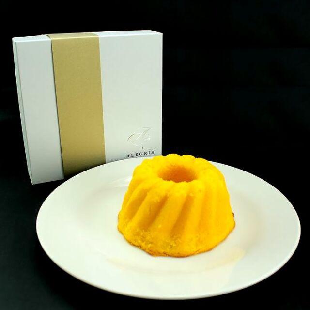 アレグリス神戸 オリジナルケーキ パルフェAK (みかん)オレンジケーキ 神戸スイーツ 贈り物 ギフト プレゼント