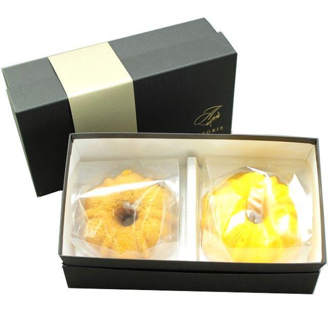 【アレグリス神戸】オリジナルケーキ《アモーレAK》鳴門金時キャラメル&レモン 神戸スイーツ