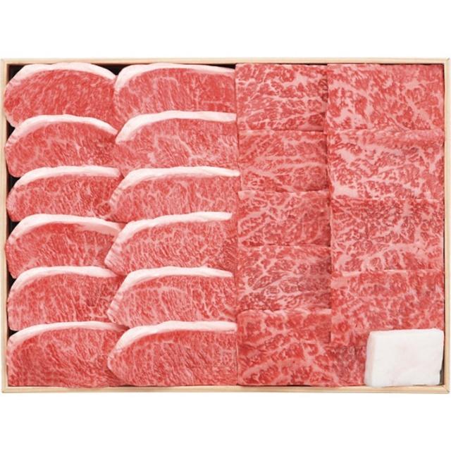 【送料込】 お歳暮ギフト 松坂牛 焼肉用セット(420g)