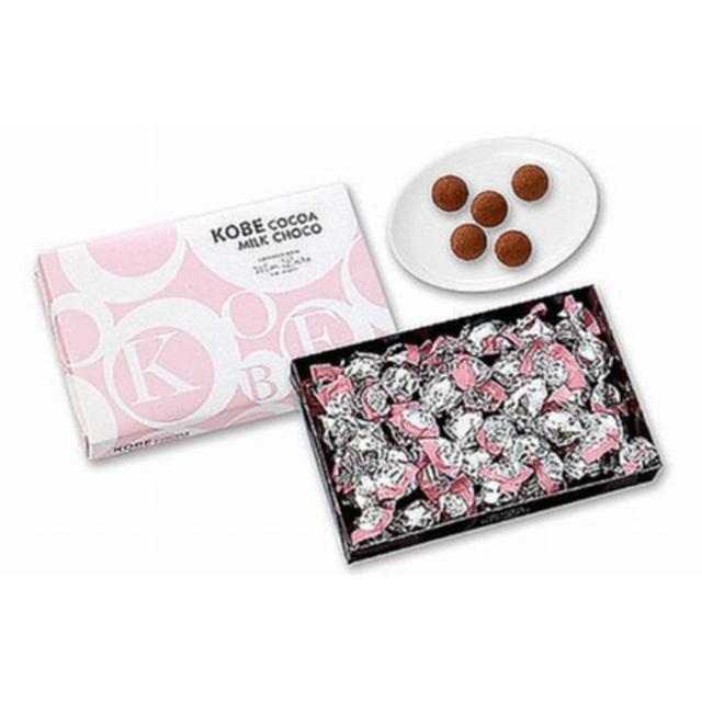 【バレンタインチョコ人気】神戸ココアミルクチョコレート100g 神戸みやげ モンロワール 洋菓子 ギフト 贈答品 帰省土産