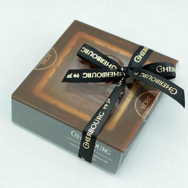 【バレンタインチョコ人気】 アンデルセンスエヒロ 神戸煉瓦チョコレート 6個入り