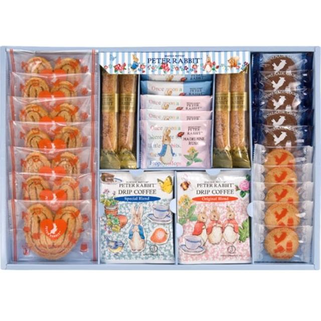 PETER RABBIT/ ピーターラビットTM コーヒー&スイーツギフト PSG-30 お菓子  洋菓子 神戸スイーツ  焼き菓子詰め合わせ