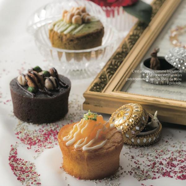ブライダルスイーツ ショコラティエーム ジュエル オレンジケーキ・抹茶ケーキ・ショコラケーキ詰合せ 引菓子