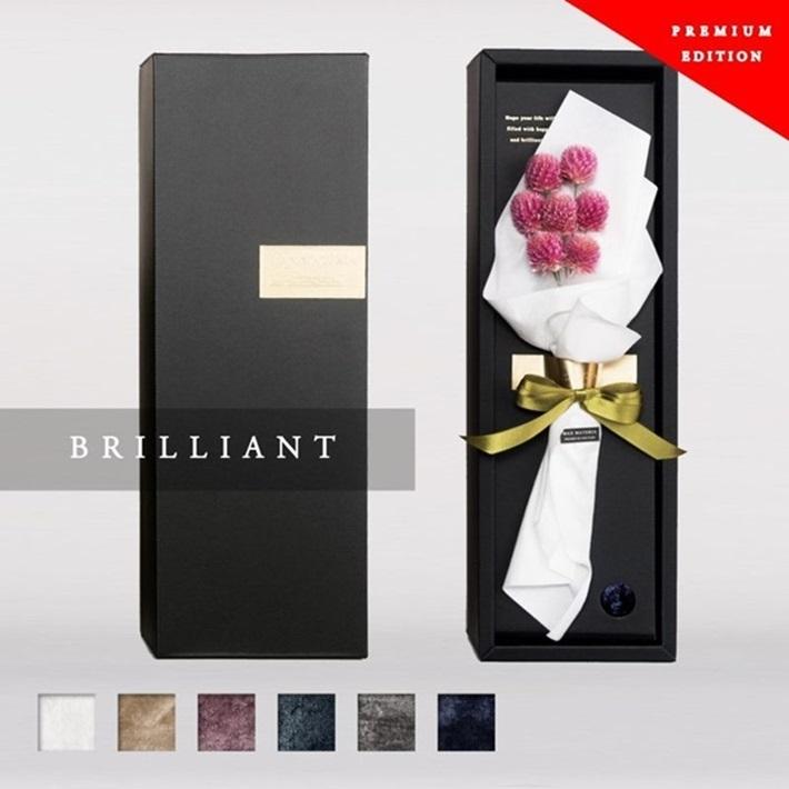 マックスマテリア 【MAX MATERIA】 Flower_BKBOXシリーズ BRIRRIANT花束箱 バスタオル