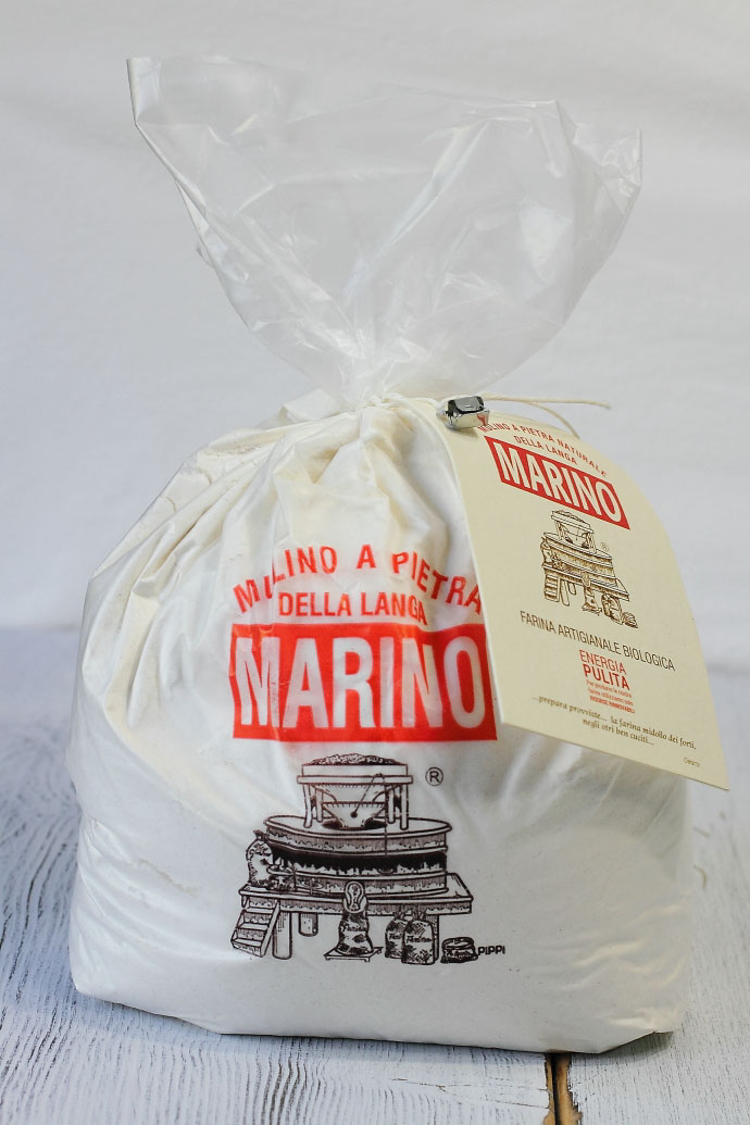 軟質小麦粉0番 (Farina0) ムリーノマリーノ社 イタリア産 (Italian Soft Wheat 0 by Mulino Marino) 商品