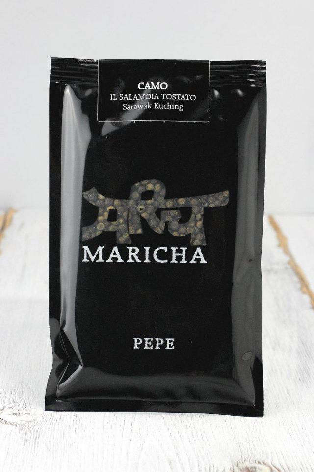 ローストしたスモーキーなコショウ マリチャ社 イタリア産 (Italian roasted pepper by Maricha) 商品