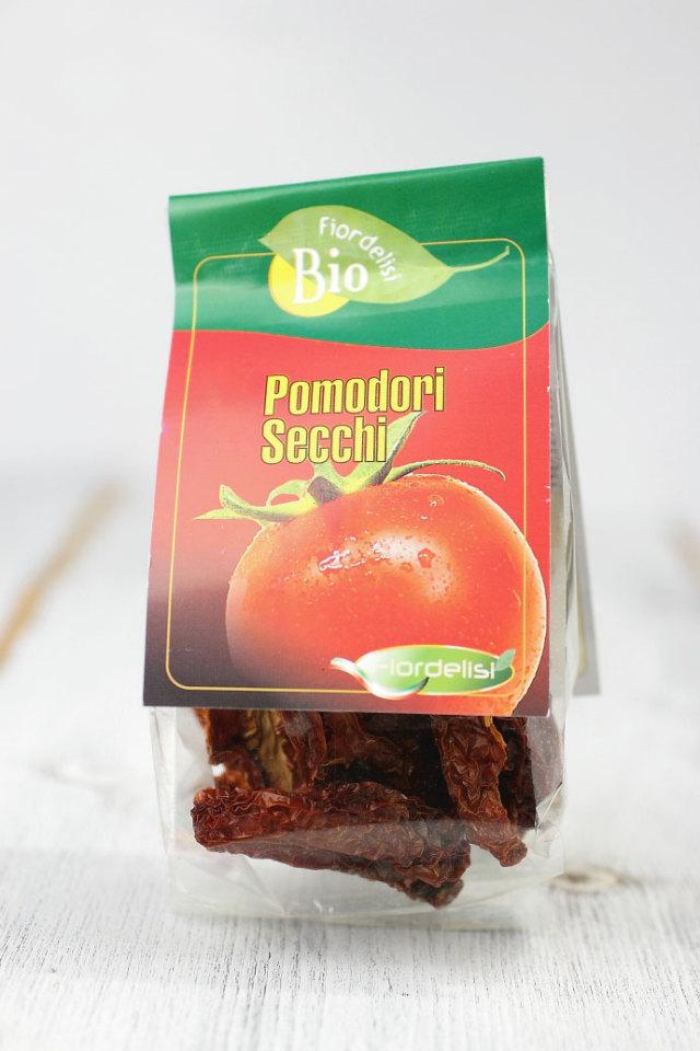 オーガニック ドライ・トマト フィオデリッシ社 イタリア産 (Italian BIO Organic dry tomato by Fiordelisi) 商品