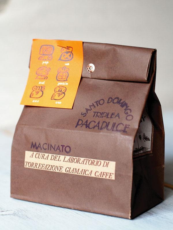 Santo Domingo by Giamaica caffe (サントドミンゴ / ジャマイカ・カフェ) 商品