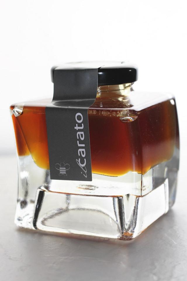熟成ハチミツ アカシア ジョルジオ・ポエタ社 イタリア産 (Italian mutured acacia honey by Giorgio Poeta) 商品
